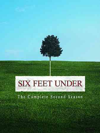 SIX FEET UNDER:COMPLETE SECOND SEASON BY SIX FEET UNDER (DVD)